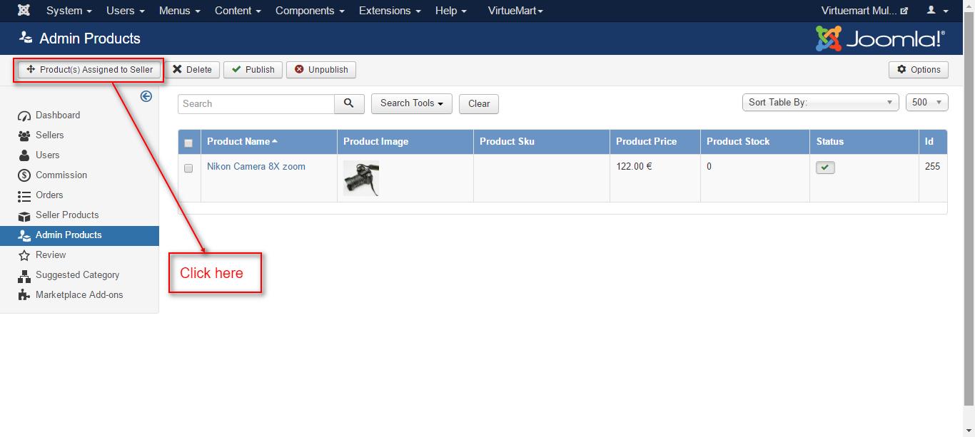 Joomla Multi Vendor Marketplace