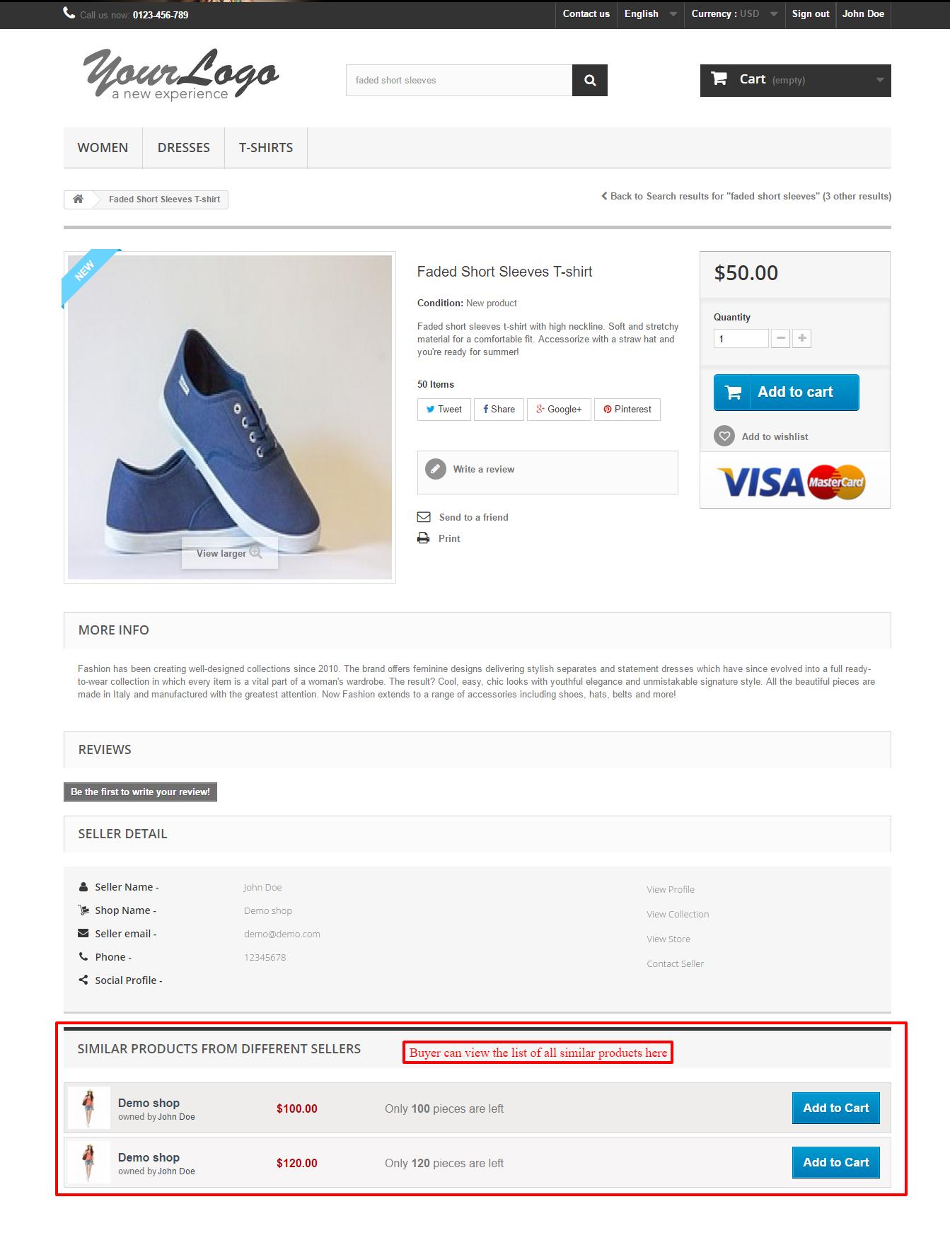 Prestashop B2B Marketplace | Online B2B Marketplace