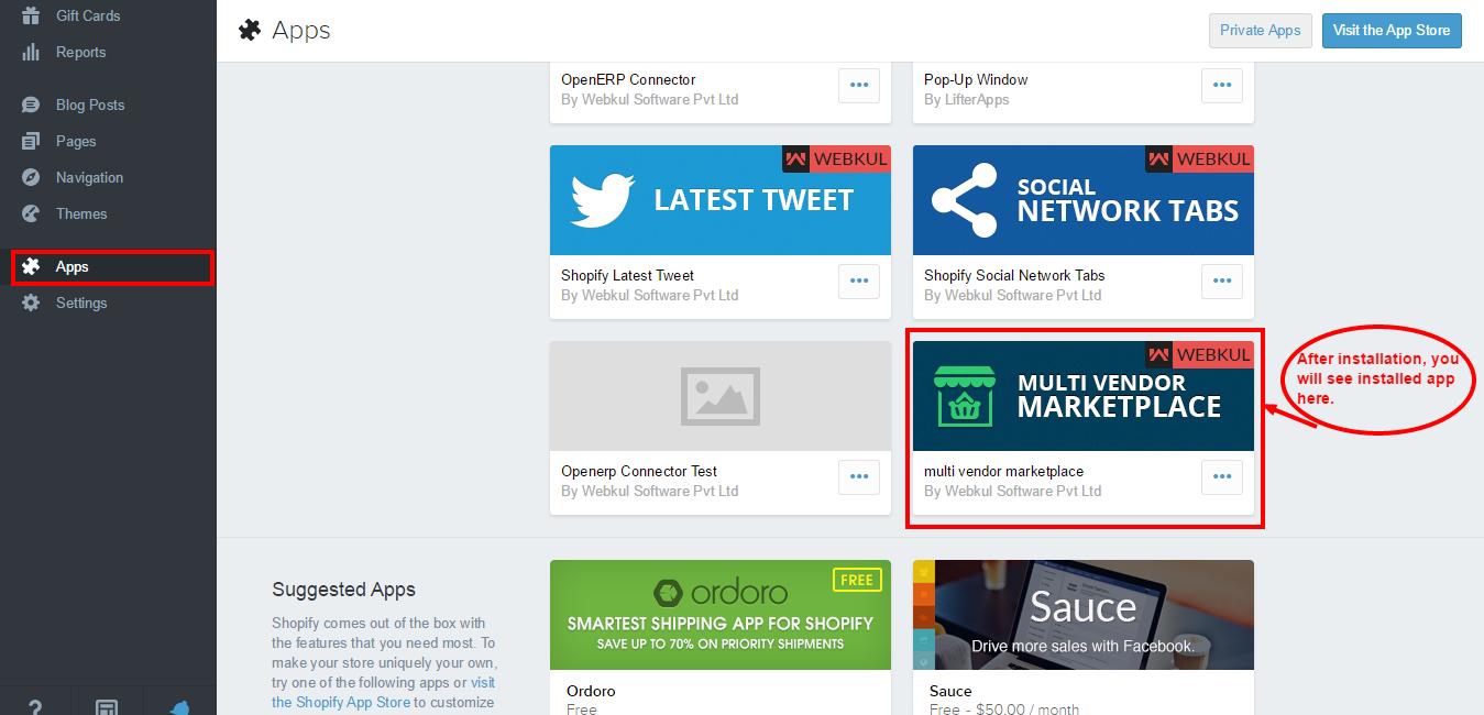 Multi Vendor Marketplace for Shopify | Shopify Multiseller