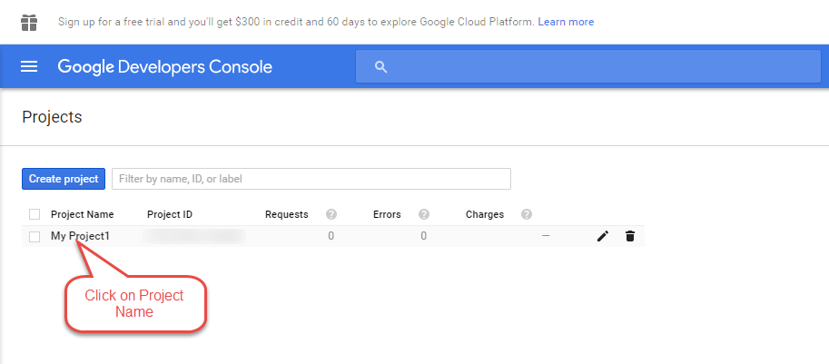 Application for Google 2