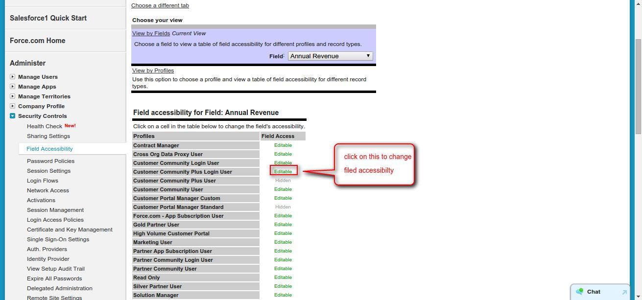 Field Accessibility- Account - Salesforce - Developer Edition (3)