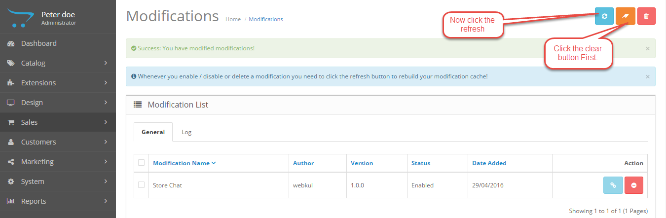 Installation And Configuration Of Admin Buyer Chat