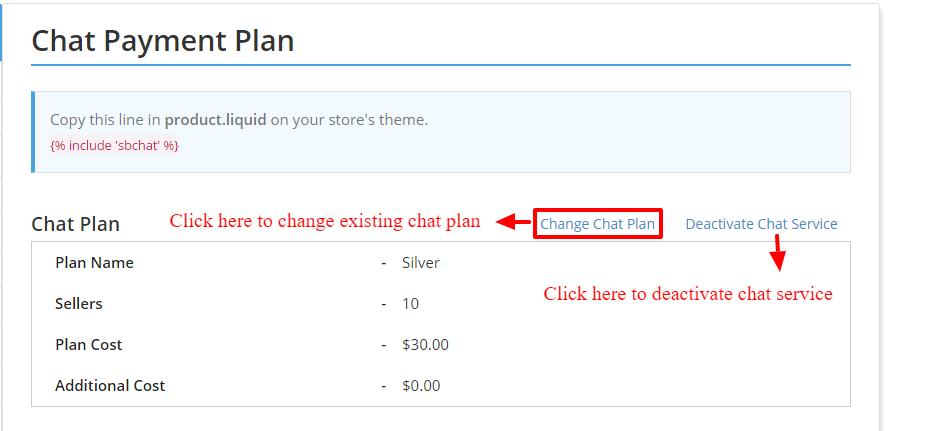Seller Buyer Chat Plan Admin • Multivendor MarketPlace