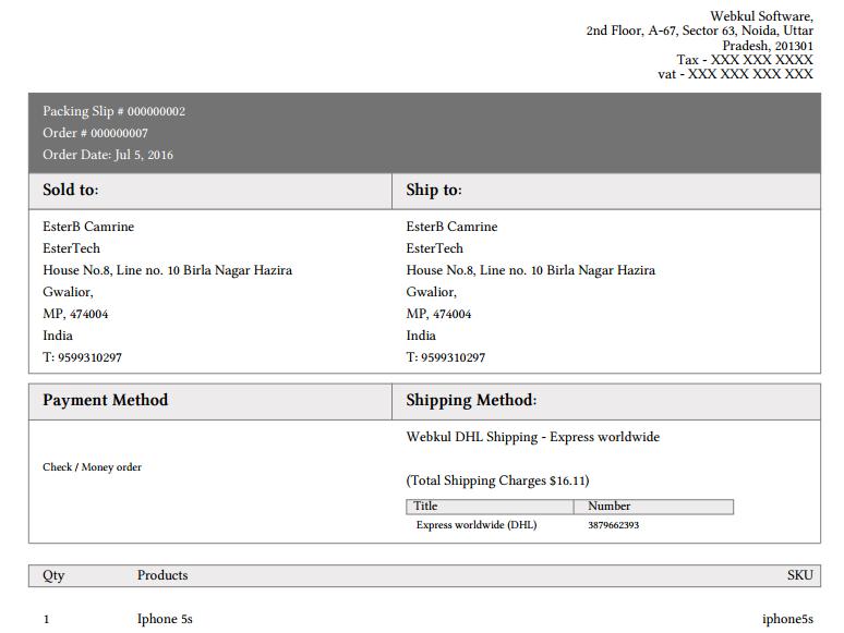Magento 2 Marketplace DHL Shipping Add-on - Webkul Blog