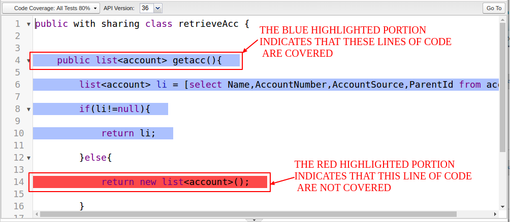 write a change event trigger and a test class