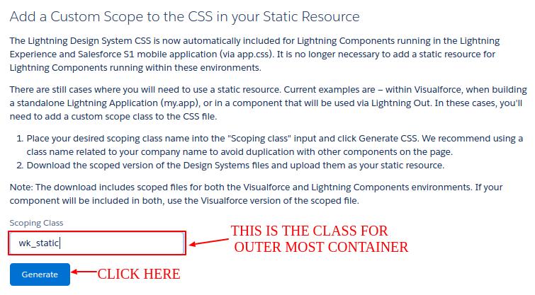 Grid In Lightning Design System Salesforce Lightning
