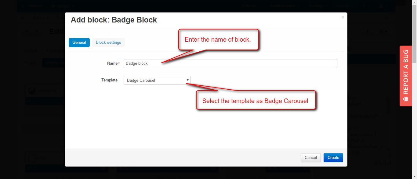 Block Details