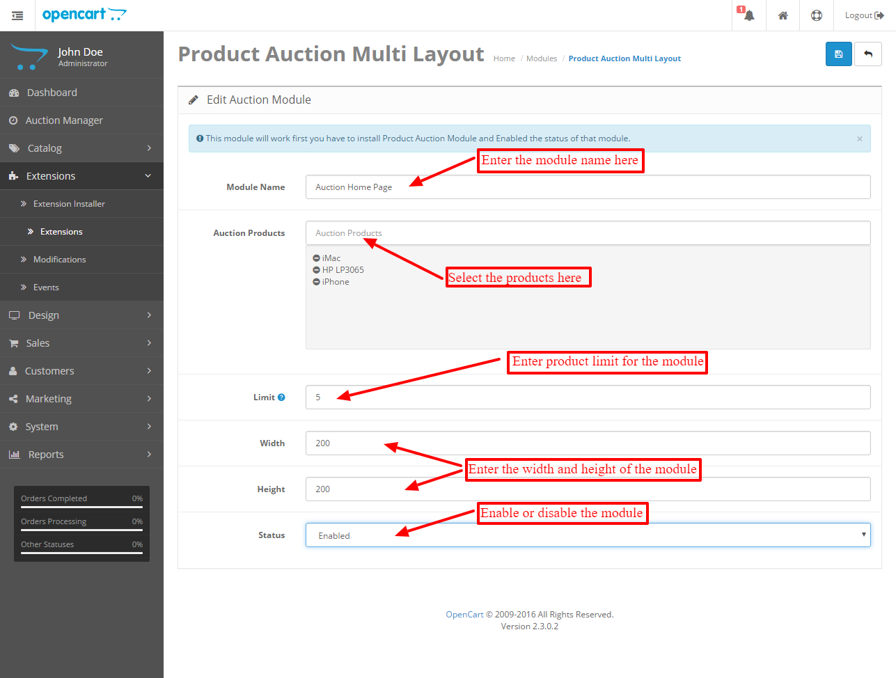product-auction-multi-layout