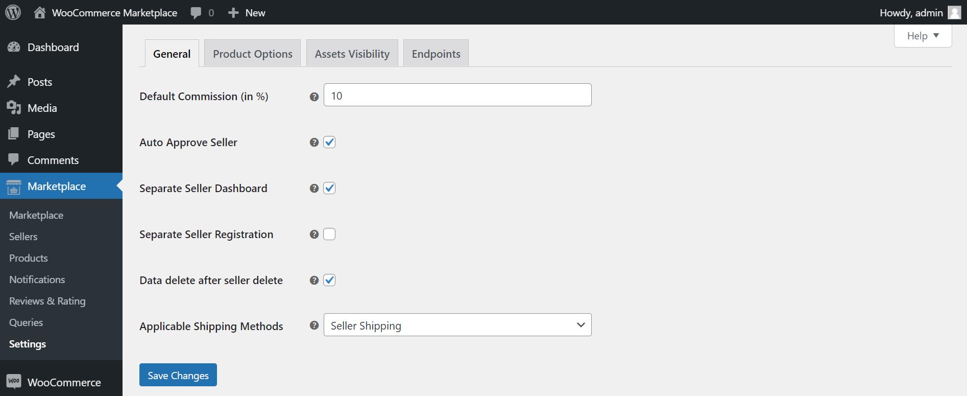 admin-configuration-WooCommerce-marketplace