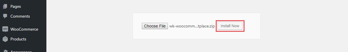 WordPress WooCommerce Marketplace