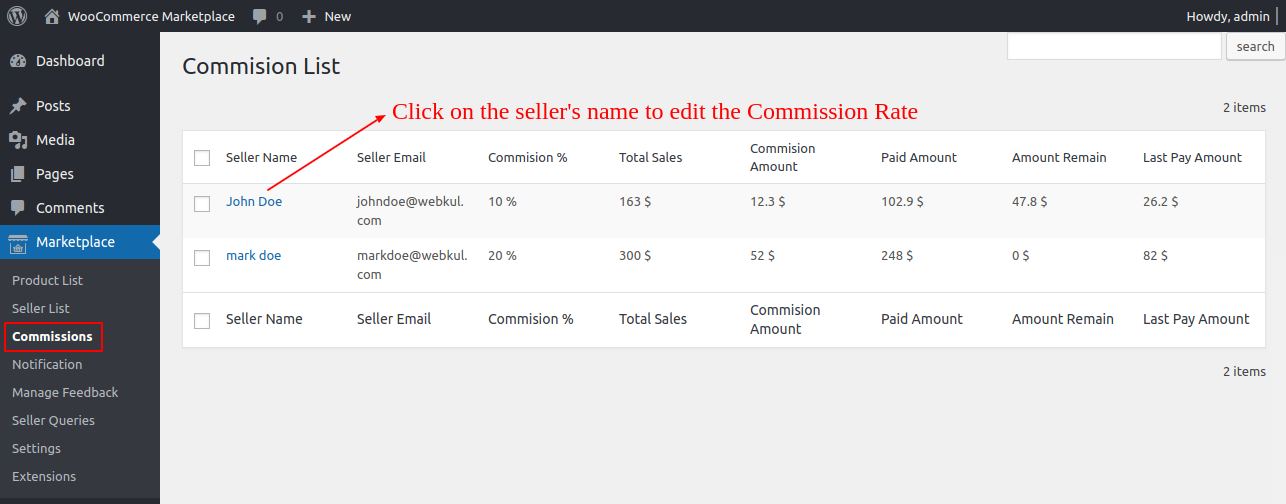 webkul-woocommerce-multi-vendor-marketplace-edit-commission-rate