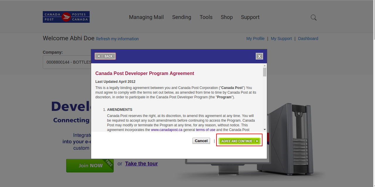 canada-post-shipping-business-agreement
