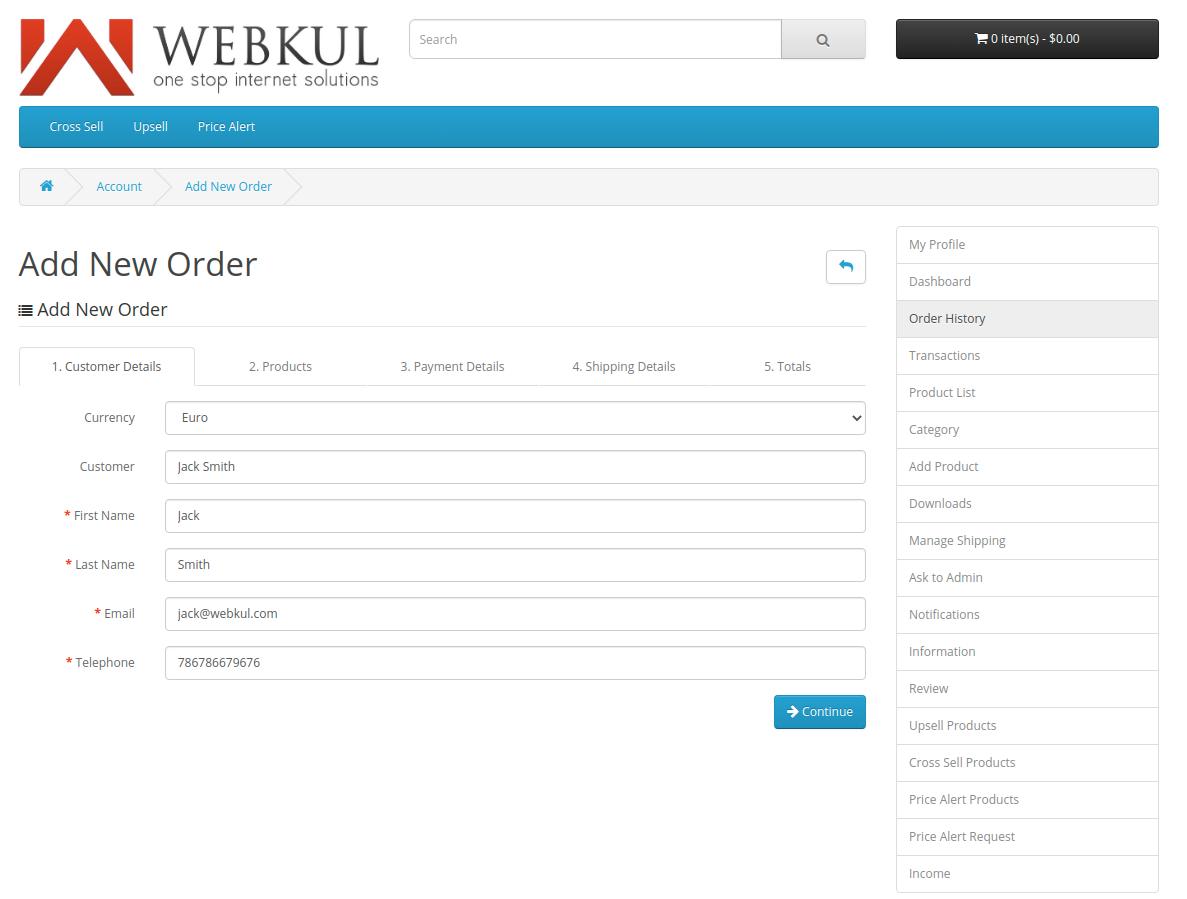 add-new-order-customer-details-tab