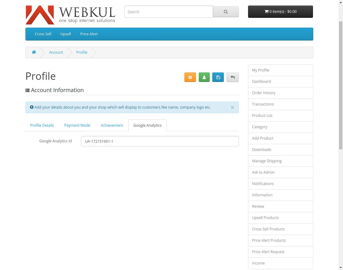 webkul-opencart-multi-vendor-marketplace-seller-end-google-analytics-tab