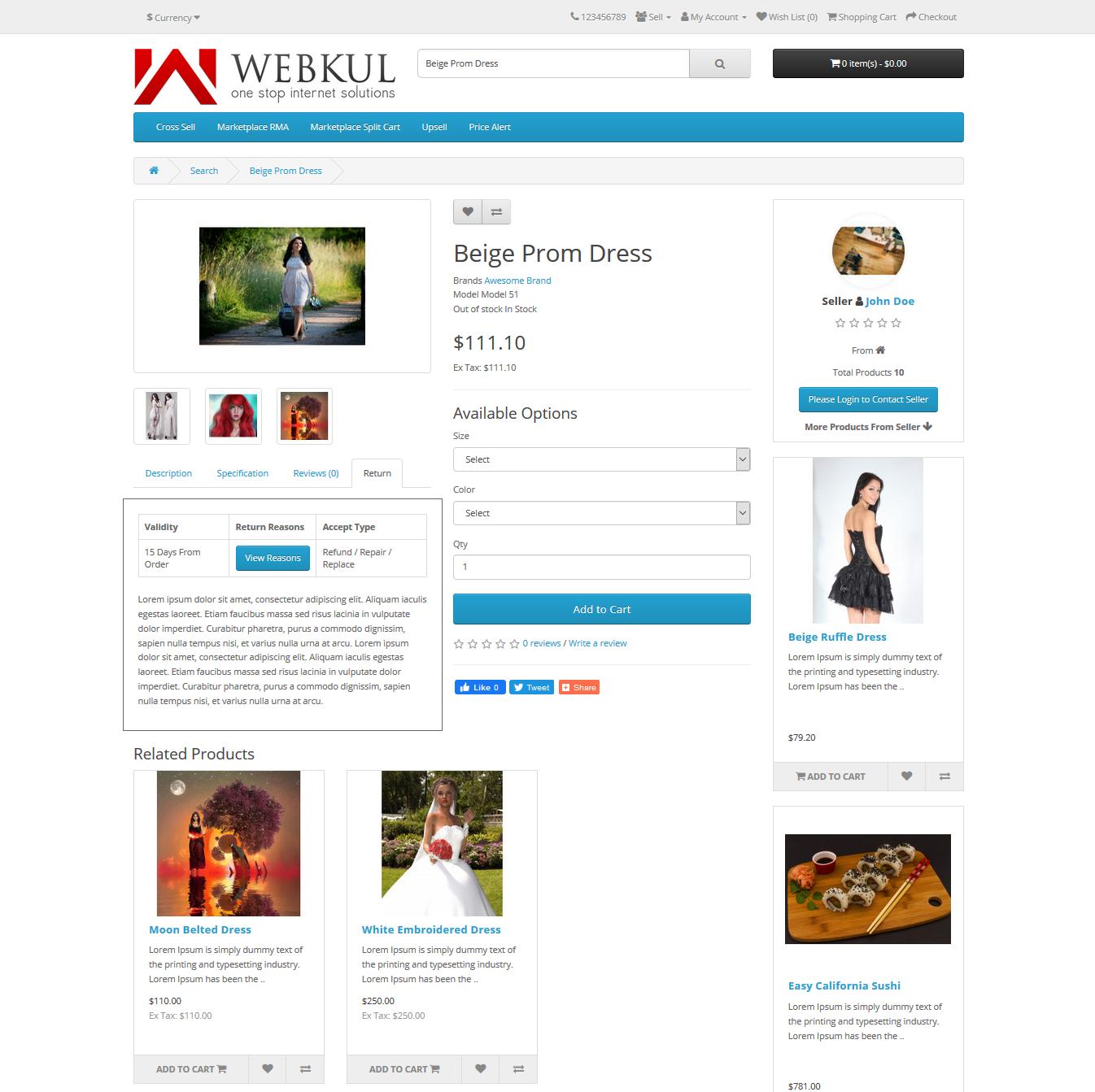 webkul_opencart_marketplace_rma_product_page_returnTab_available