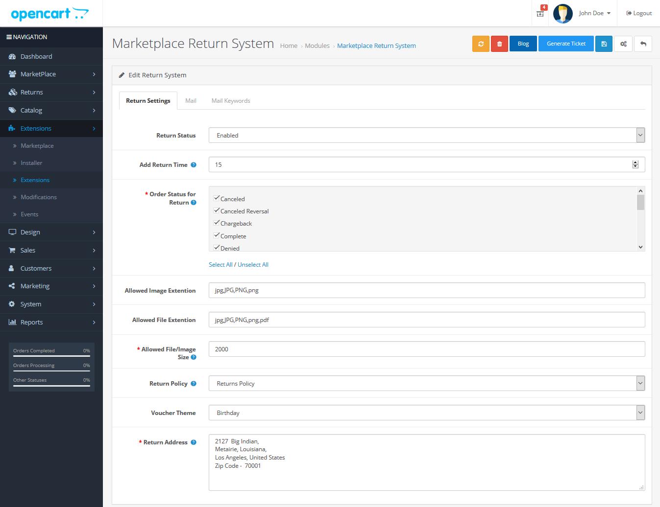webkul_opencart_marketplace_rma_return_settings_tab_module_configuration-1