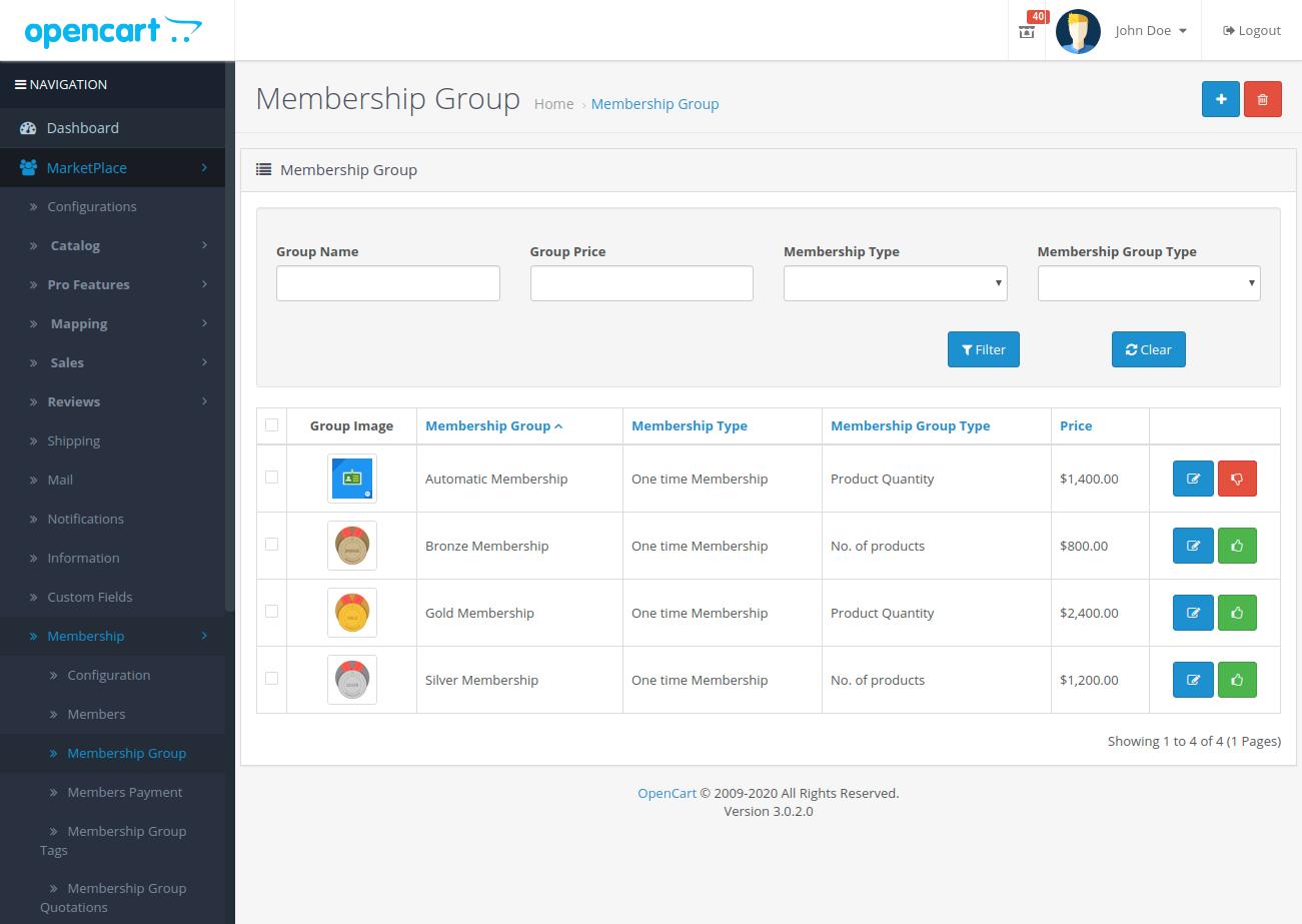 Membership-Group