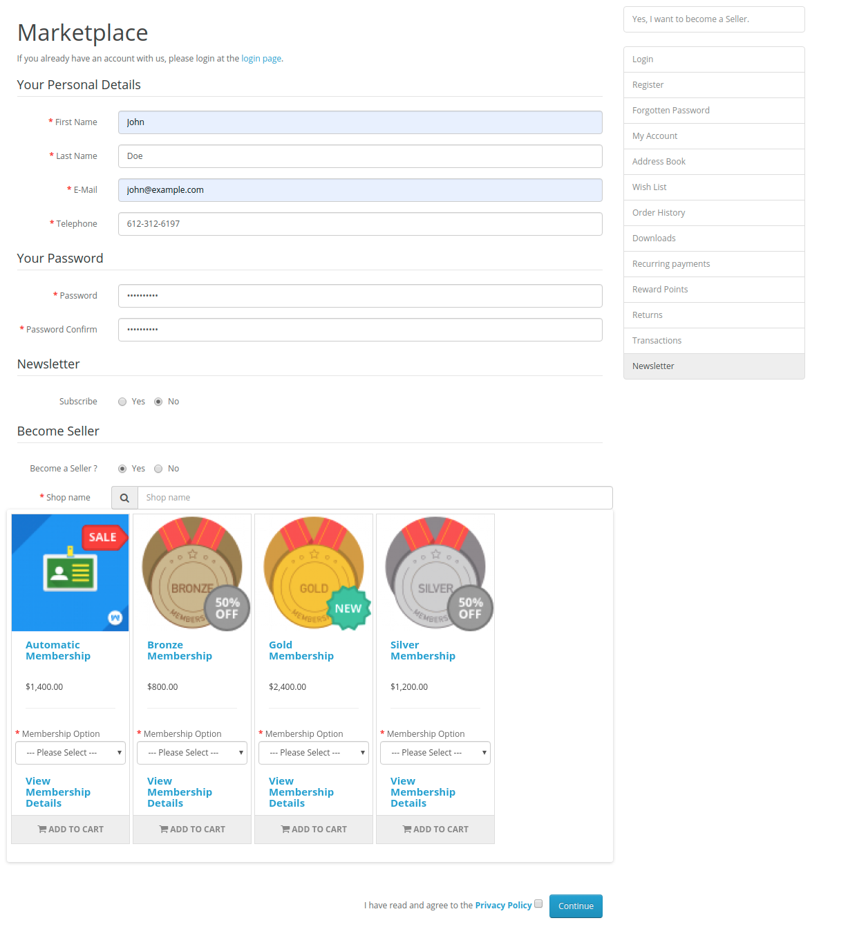 Register-Account