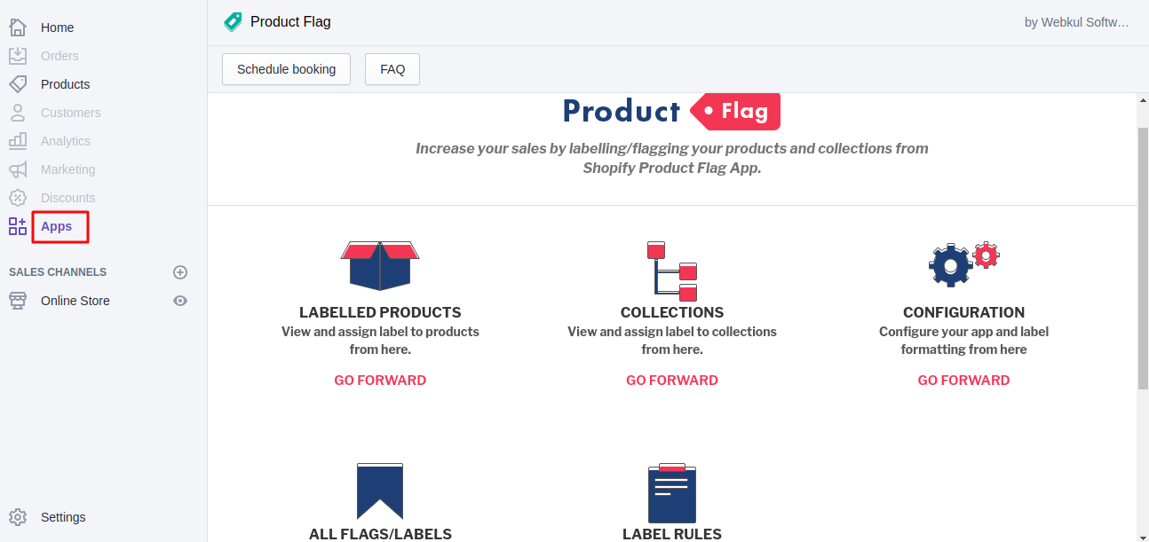 product flag 3