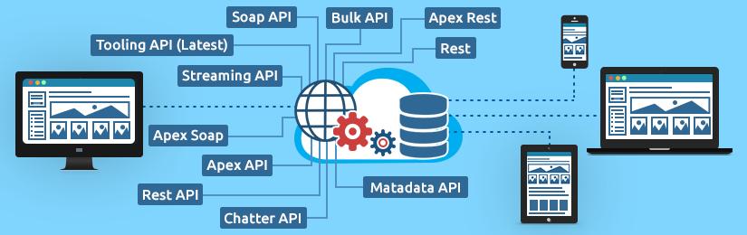 Salesforce API Support