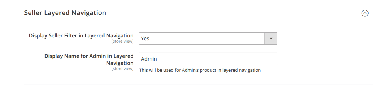 Configuration Settings Stores Magento Admin