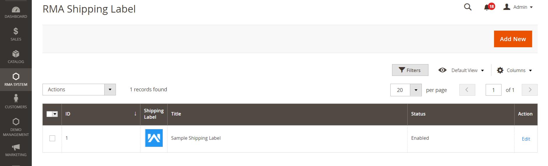 RMA-Shipping-Label-Menu-RMA-System-Magento-Admin-1