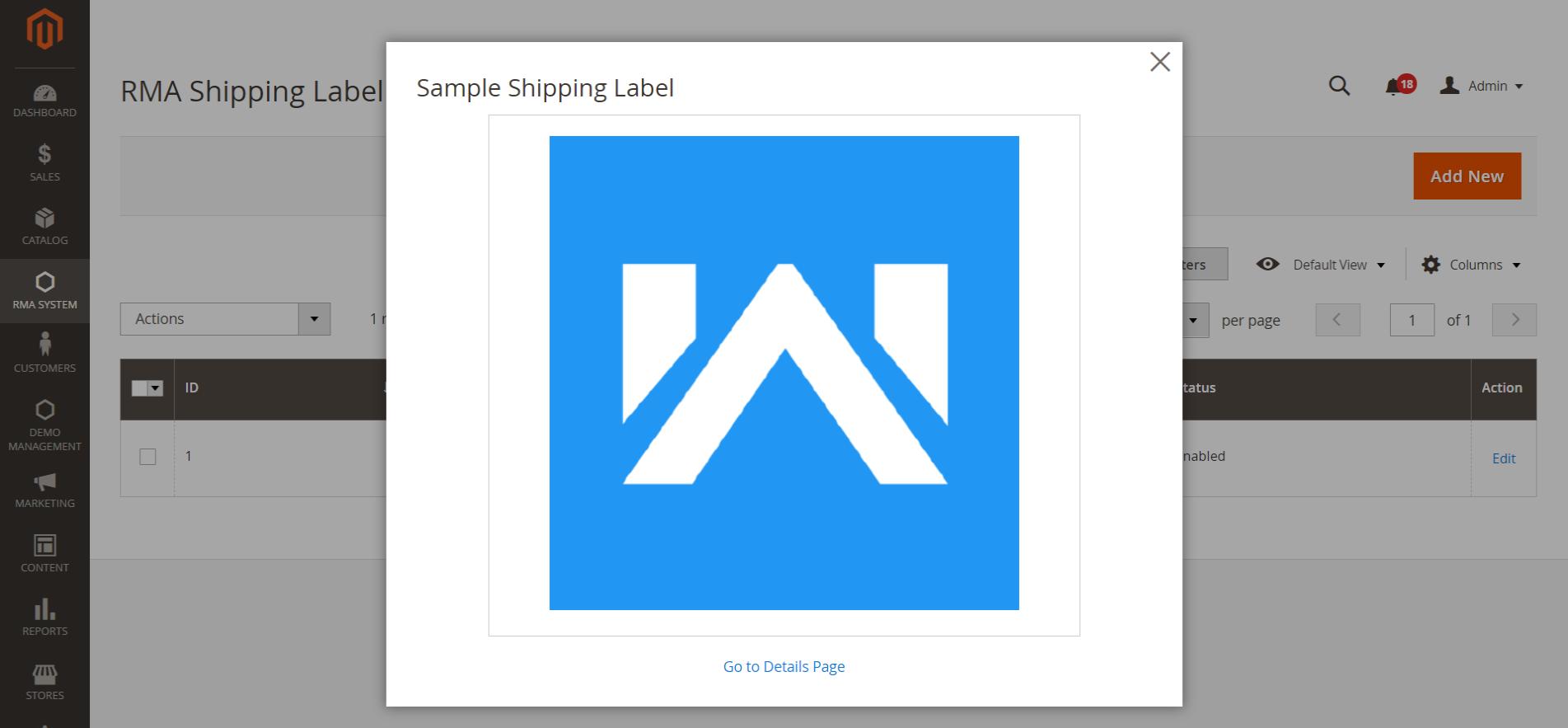 RMA-Shipping-Label-Menu-RMA-System-Magento-Admin-2