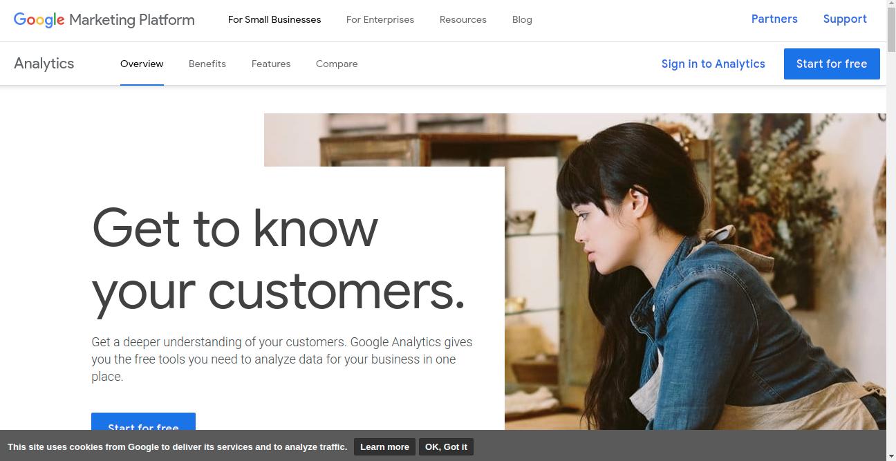 Multi Vendor- create-account-google-analytics
