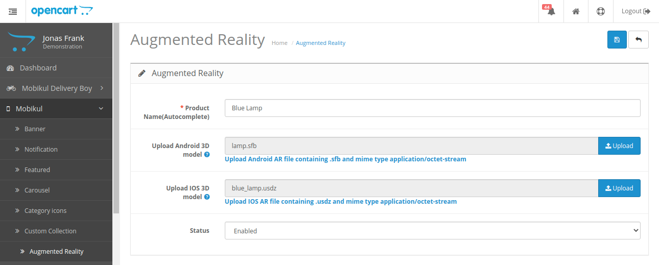 webkul-opencart-mobile-app-augment-reality-details