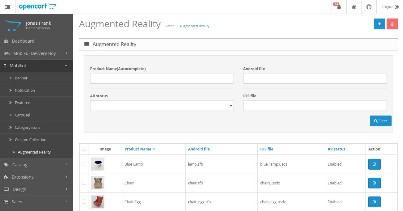 webkul-opencart-mobile-app-augment-reality