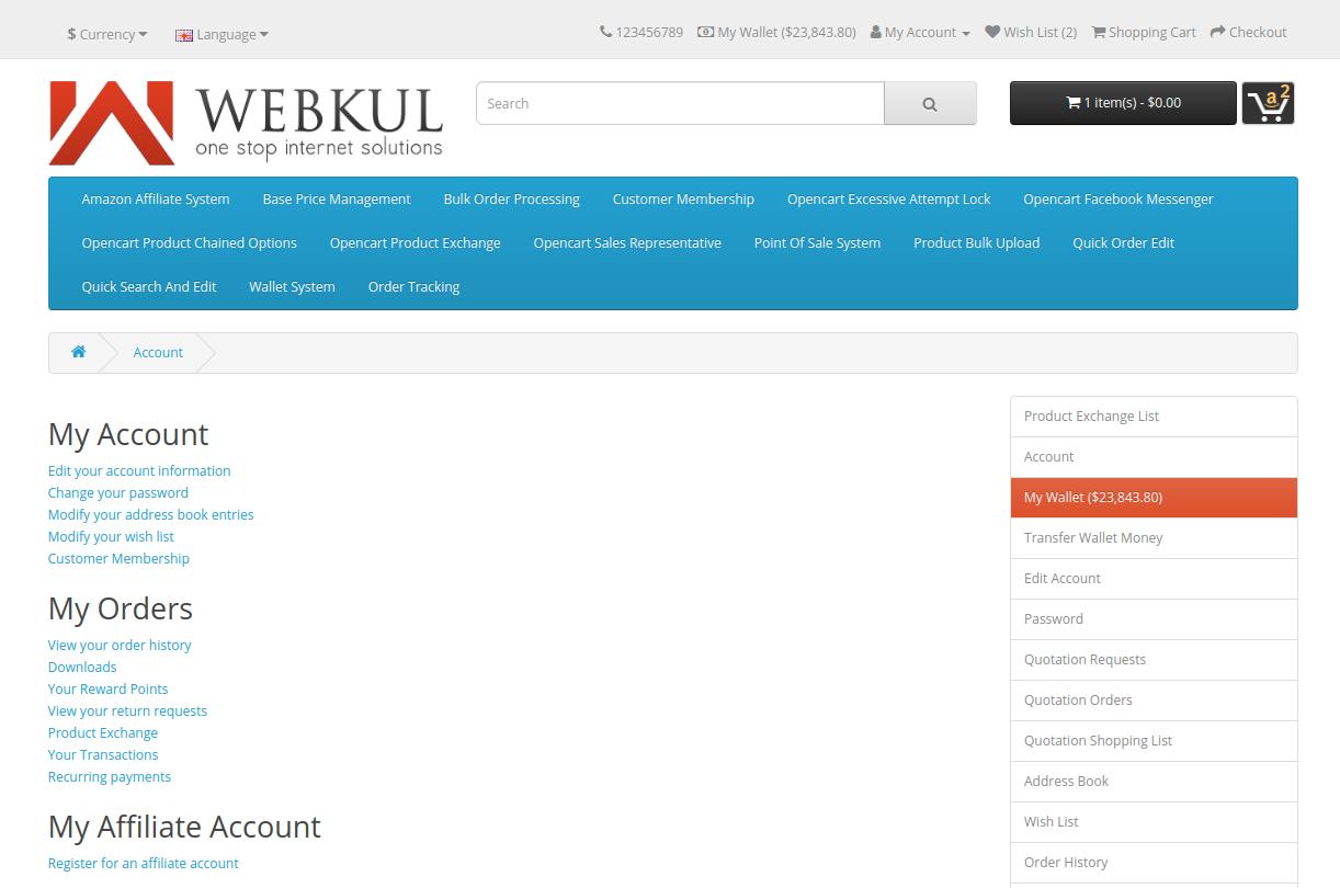 webkul-opencart-wallet-system-low-balance-alert