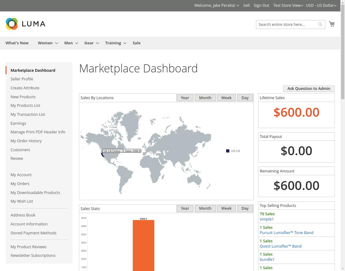 Multi Vendor - marketplace_account_dashboard