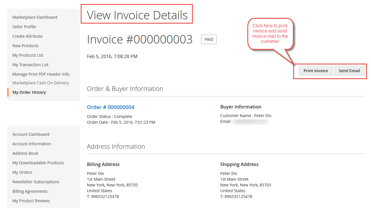 Webkul-Marketplace-cash-on-delivery-for-magento2-view-invoice-details-2