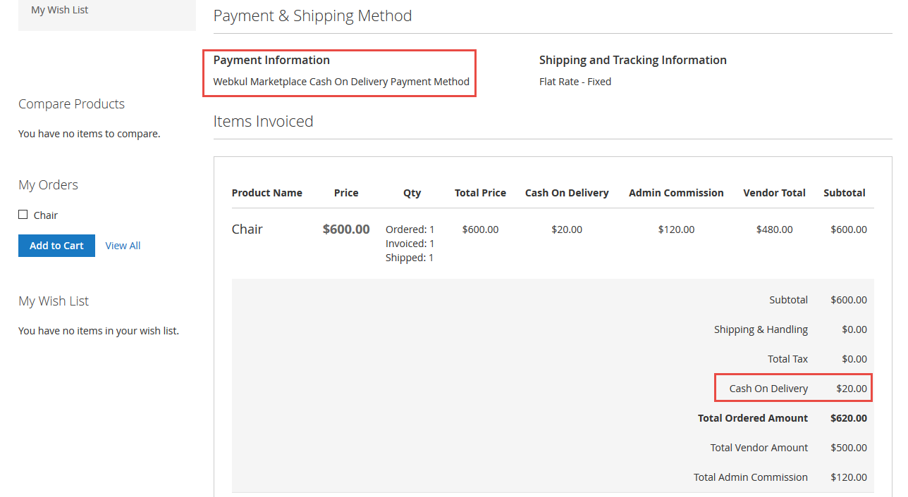 Webkul-Marketplace-cash-on-delivery-for-magento2-view-invoice-details-3