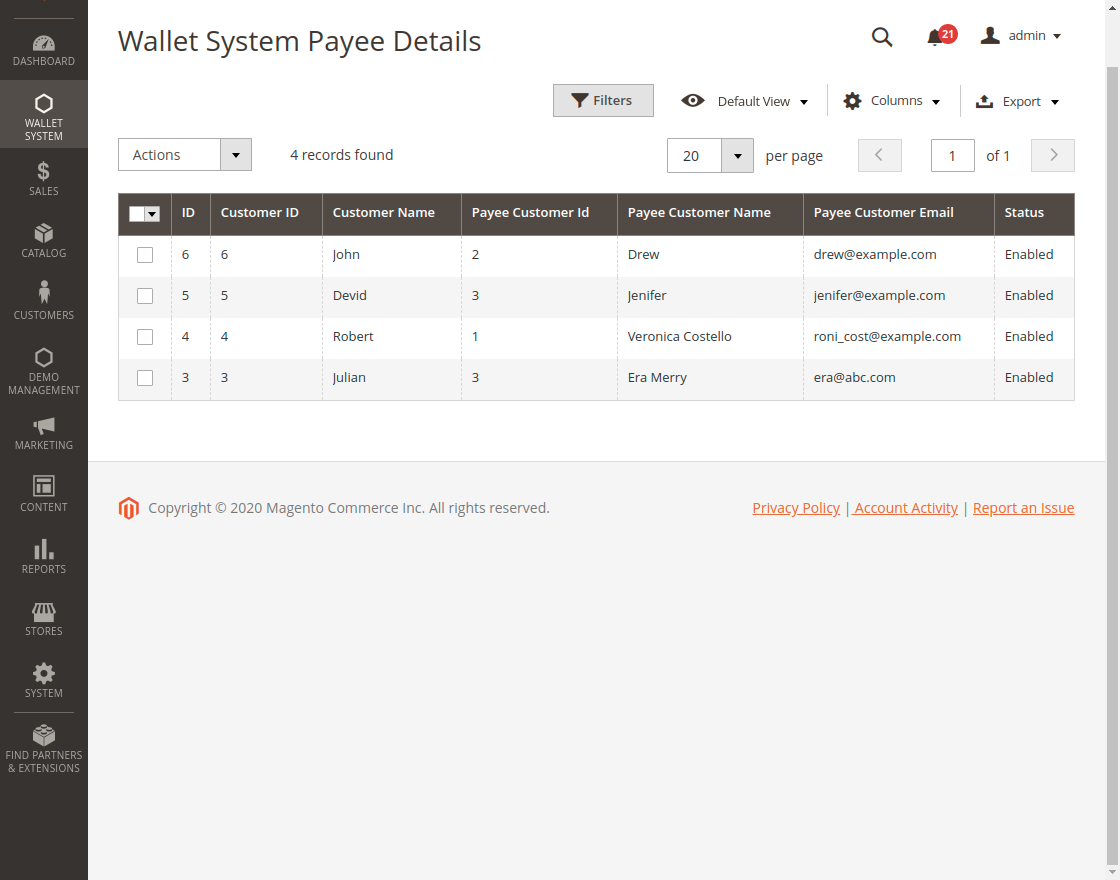 Wallet_System_Payee_Details