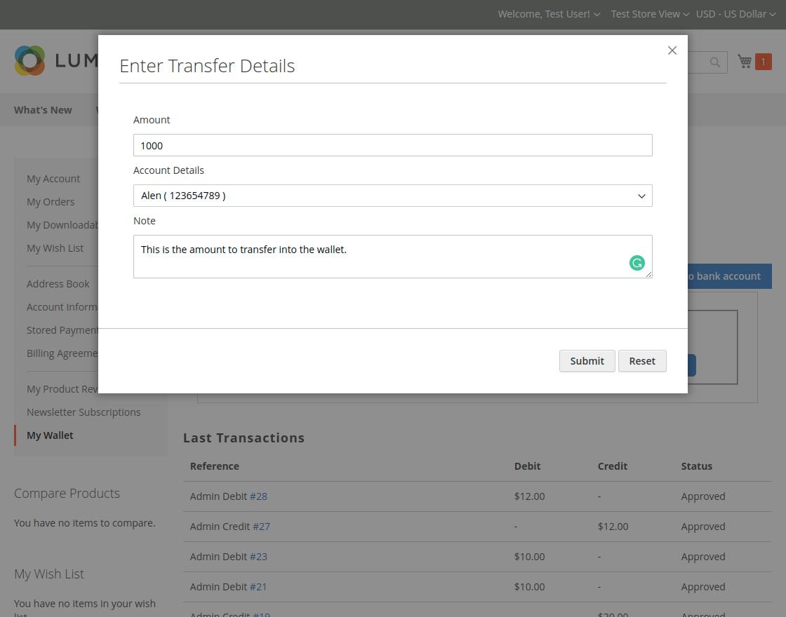 M2_wallet_system_enter_transfer_details