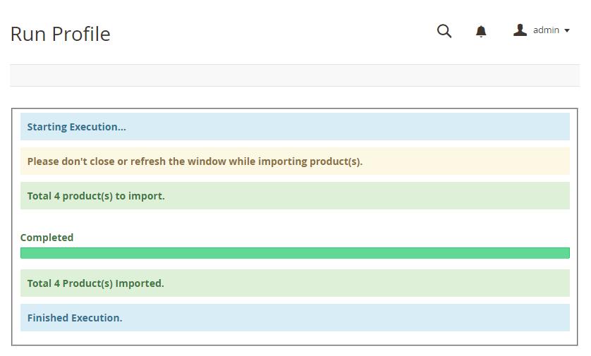 run import profiler