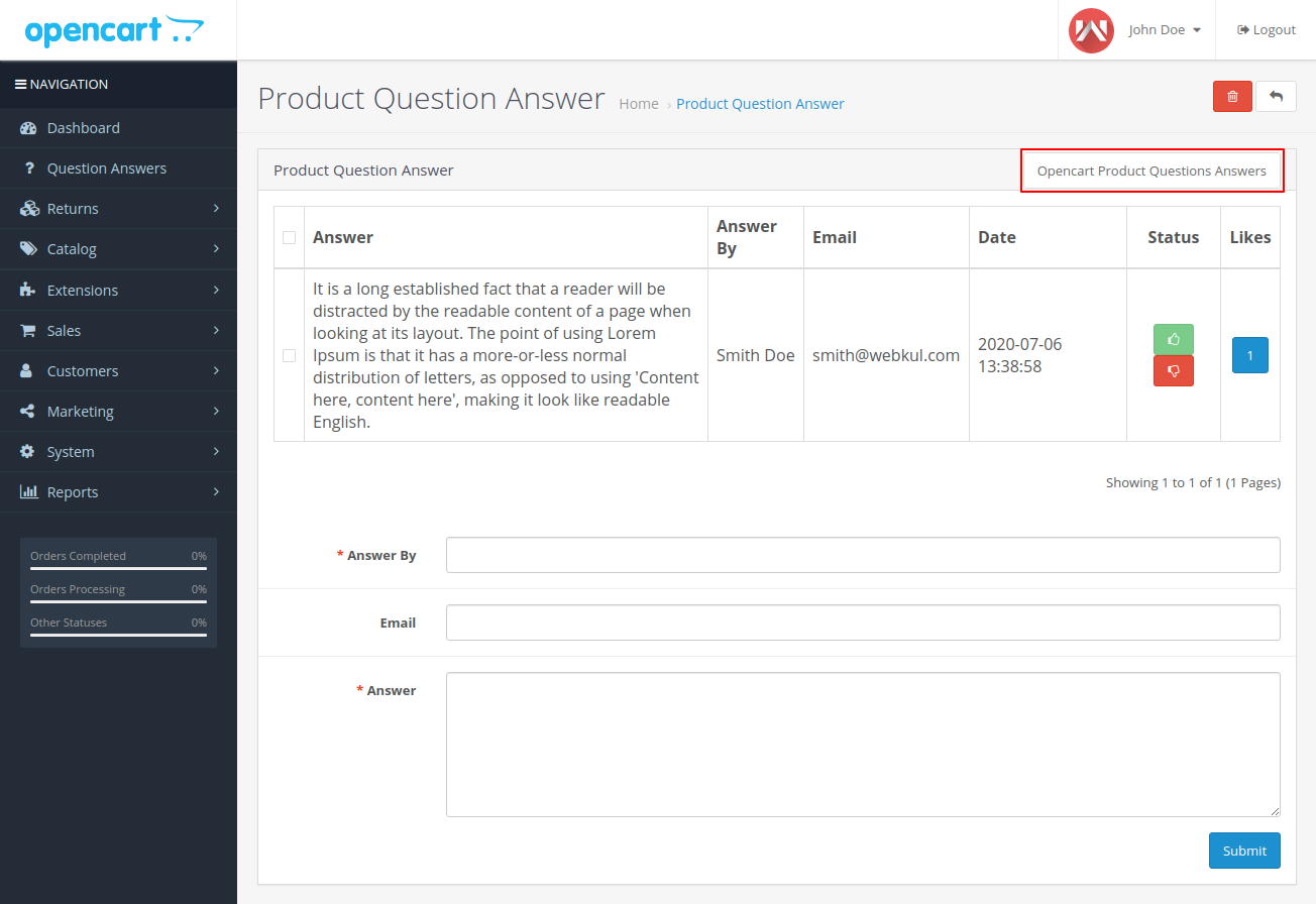 webkul-opencart-product-question-answers-button-visibility