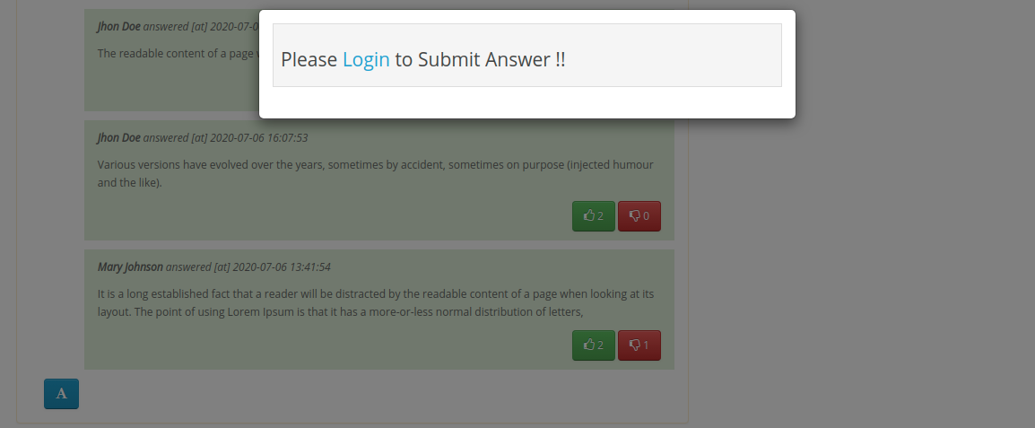 webkul-opencart-product-question-answers-login-to-submit-answer