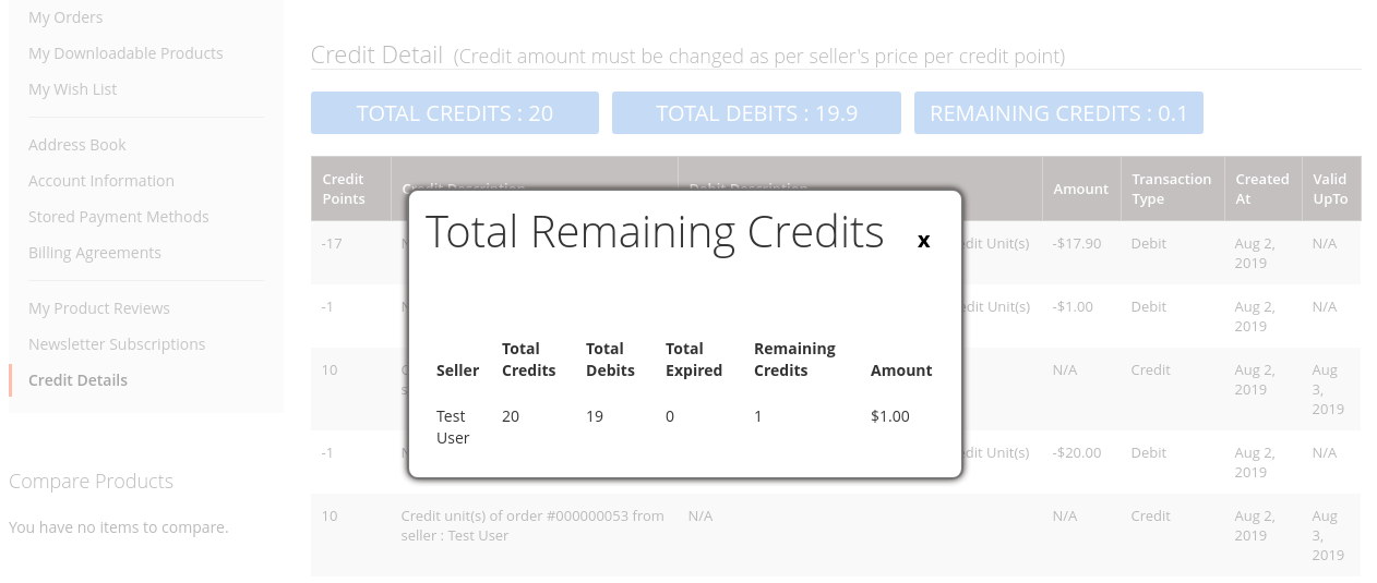 total-remaining-credit
