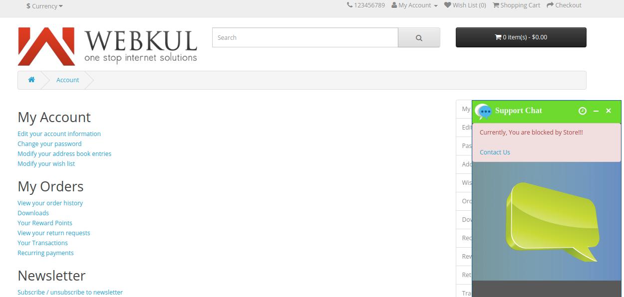 webkul-opencart-admin-buyer-chat-blocked-message-display-at-customer-end-1