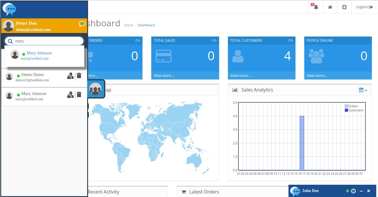 webkul-opencart-admin-buyer-chat-search-customer-admin-end