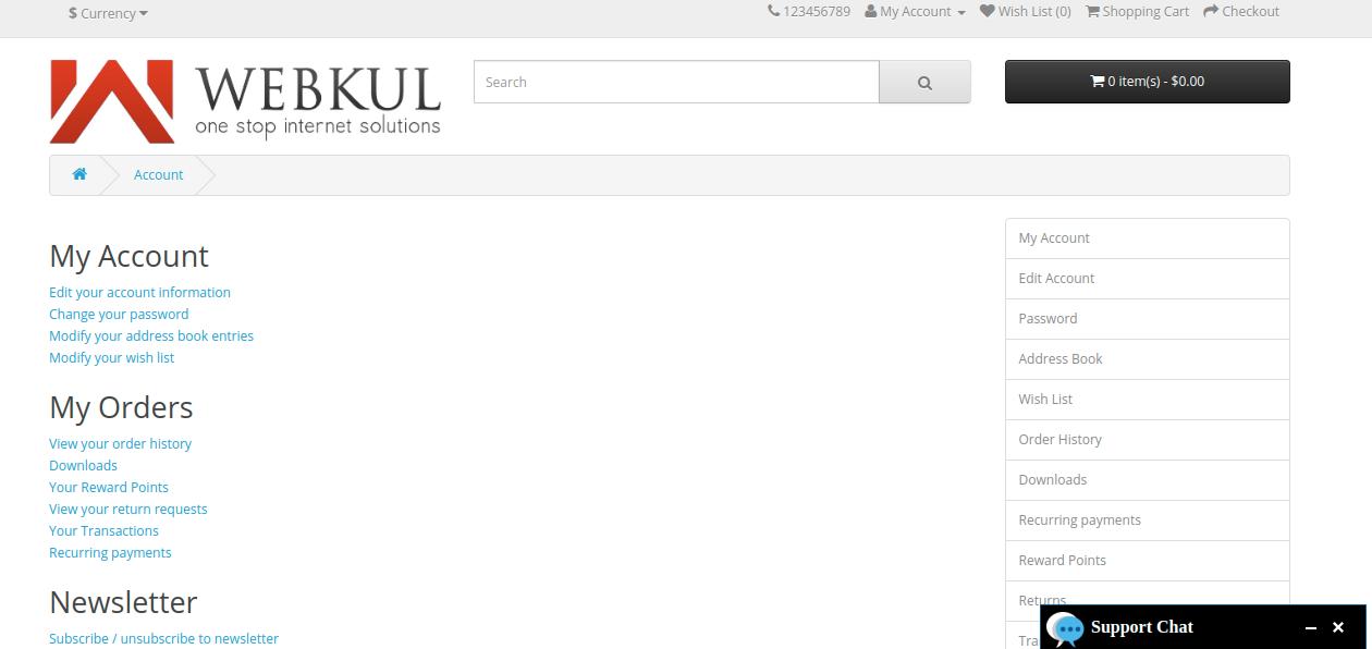 webkul-opencart-admin-buyer-chat-window-minimized-on-ending-conversation