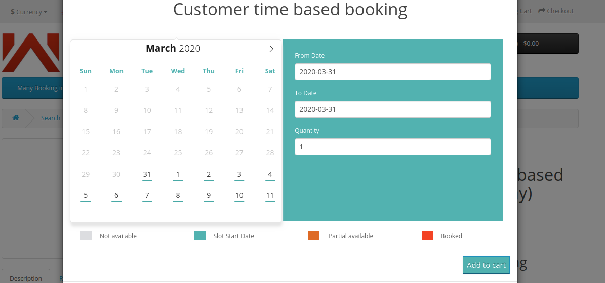 Customer-time-based-booking-for-day-basis