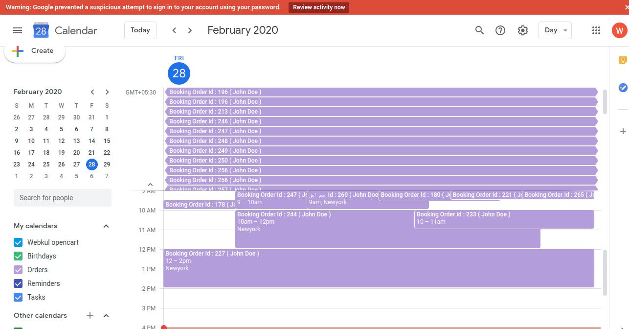 Google-Calendar-Friday-February-28-2020-today