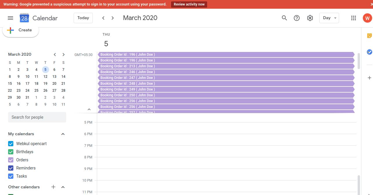 Google-Calendar-Thursday-March-5-2020