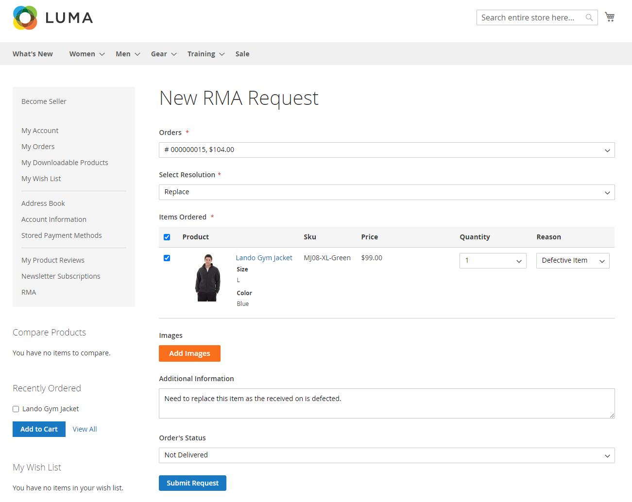 New-RMA-replace