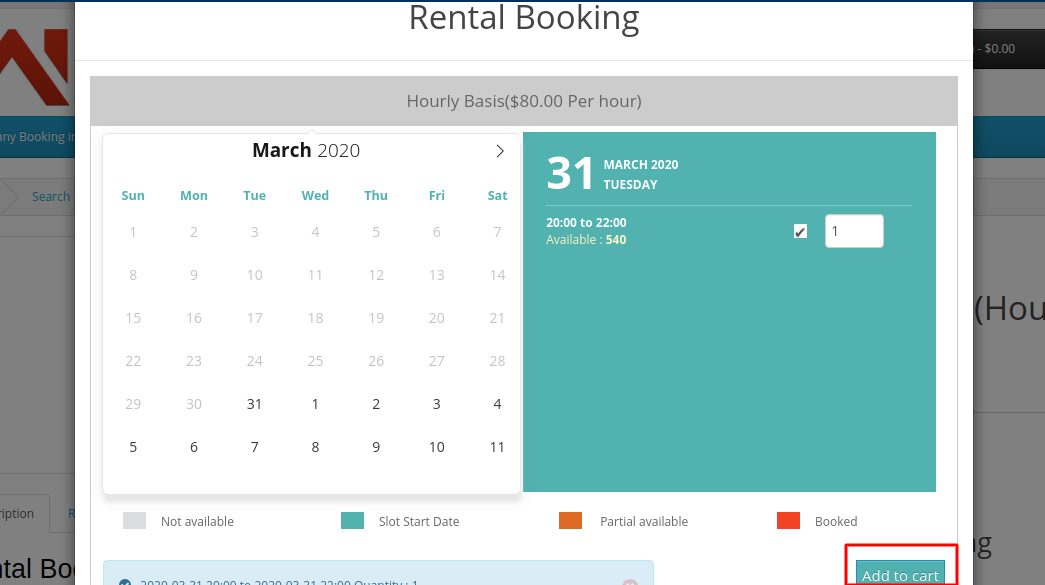 add-to-cart-rental-booking-for-hourly-basis