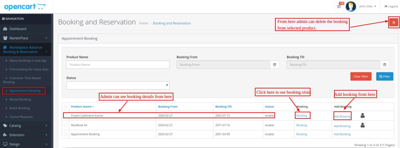 advanced-booking-admin