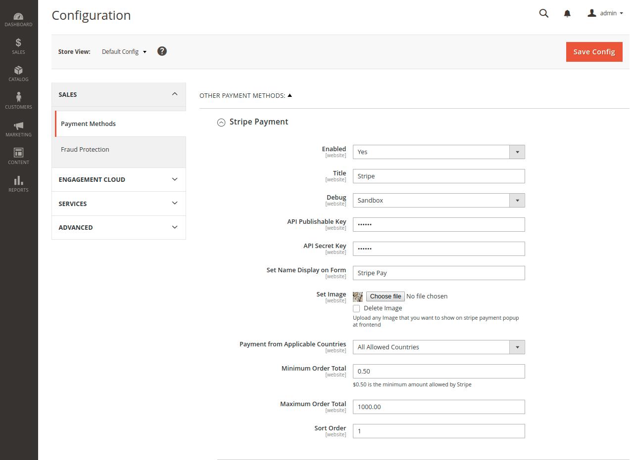 Stripe Payment Gateway for Magento 2 - Webkul Blog